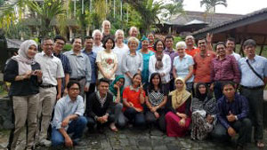 20th Anniversary Conference and Celebration in Indonesia